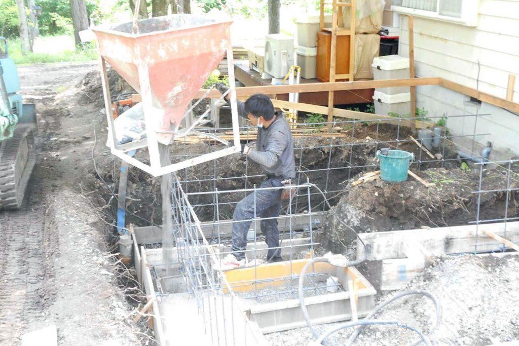 F邸増築工事4