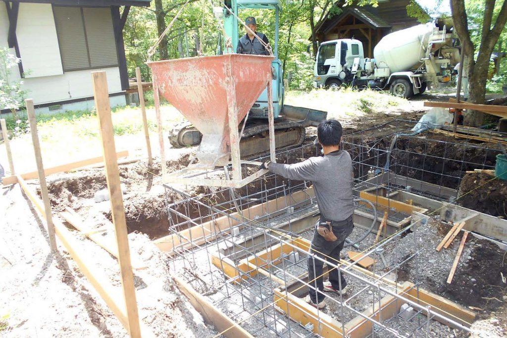 F邸増築工事3